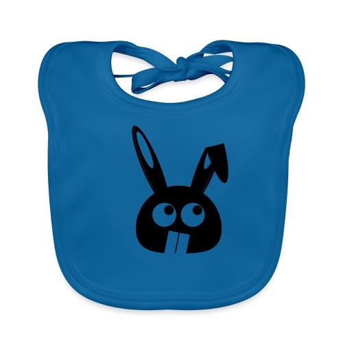 Puny Bunny - Flappy Ears - Vauvan luomuruokalappu