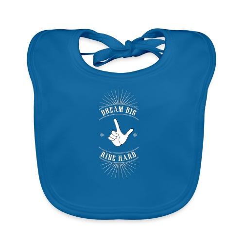 StarDreamHard2 - Babero de algodón orgánico para bebés