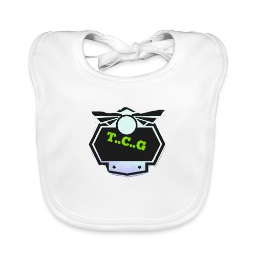 Cool gamer logo - Baby Organic Bib
