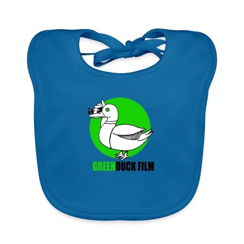 Greenduck Film Ghost Duck Logo - Hagesmække af økologisk bomuld