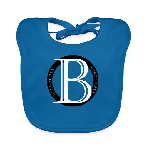 logo zwart - Bio-slabbetje voor baby's