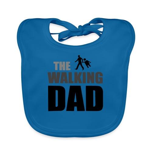 the walking dad auf dem Weg in die lustige Bar - Baby Bio-Lätzchen