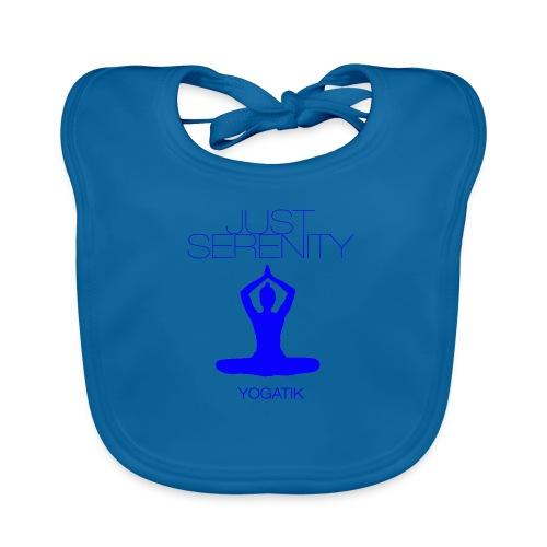 yogatyk blue - Bavoir bio Bébé