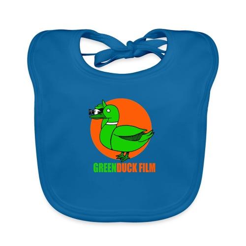 Greenduck Film Orange Sun Logo - Hagesmække af økologisk bomuld