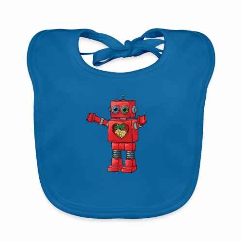 Brewski Red Robot IPA ™ - Organic Baby Bibs