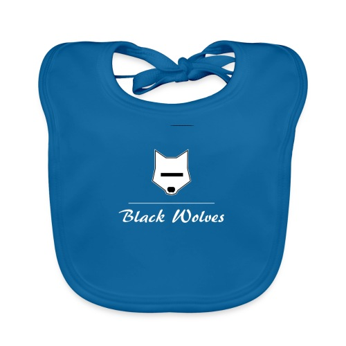 blackwolves Transperant - Bavoir bio Bébé