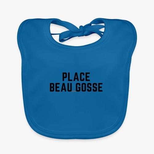 Place Beau Gosse - Bavoir bio Bébé