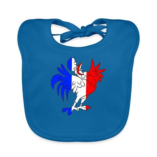 Coq France - Bavoir bio Bébé