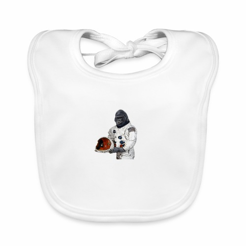 Apes in Space - Organic Baby Bibs
