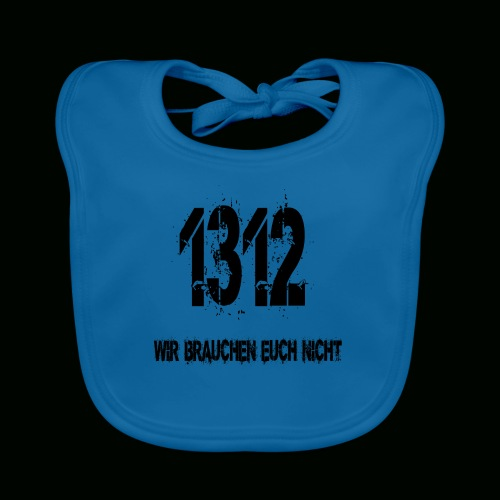 1312 BOSS - Baby Bio-Lätzchen
