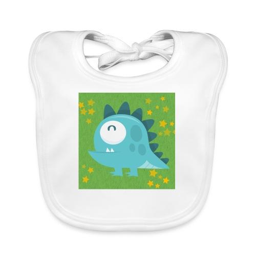 Dino - Baby Bio-Lätzchen