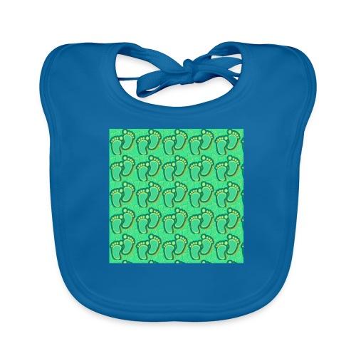 kidfootprint a7 - Baby Organic Bib