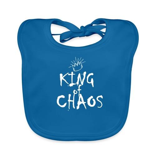 King of Chaos Tshirt ✅ - Baby Bio-Lätzchen
