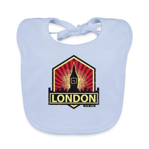 London, England - Baby Organic Bib