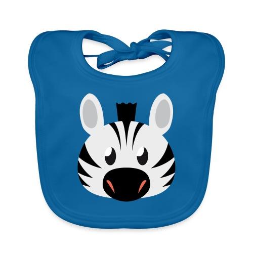 Zebra Zoe - Baby Organic Bib