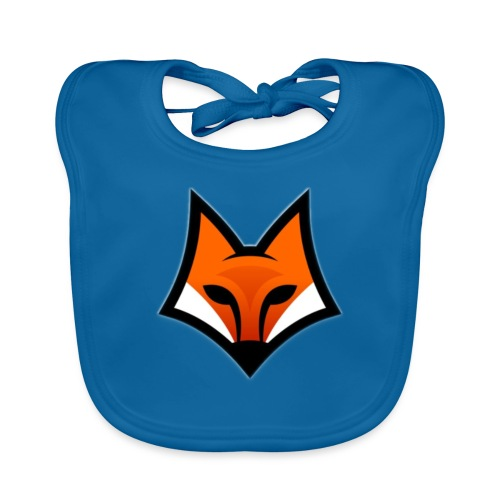 Next gen fox - Organic Baby Bibs