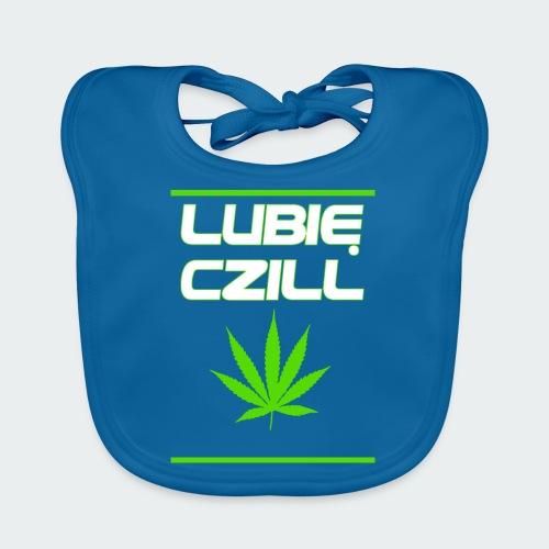 Męska Koszulka Premium Czill - Ekologiczny śliniaczek
