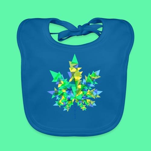 Mary Jane blue - Hagesmække af økologisk bomuld