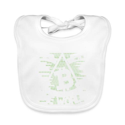 cryptocurrency - Bio-slabbetje voor baby's