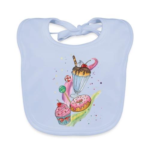 Sweets Watercolors Nadia Luongo - Bavaglino