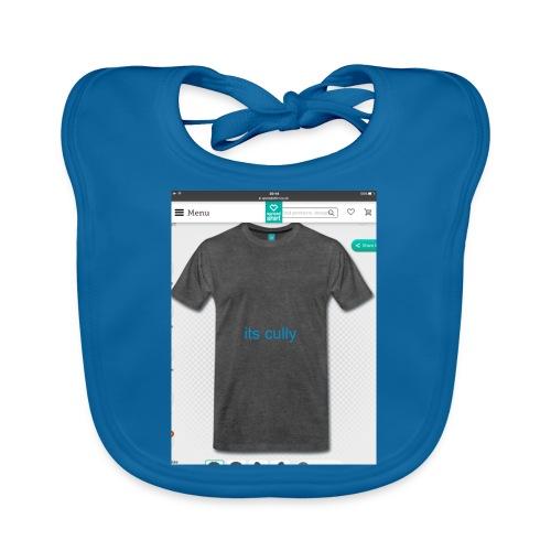 T shirt - Baby Organic Bib
