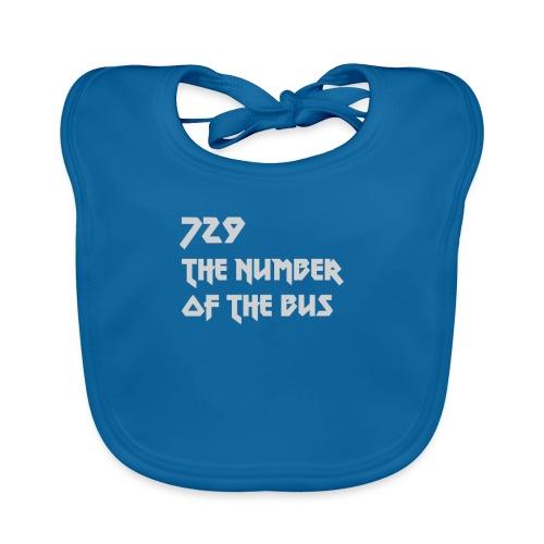 729 chiaro - Bavaglino ecologico per neonato