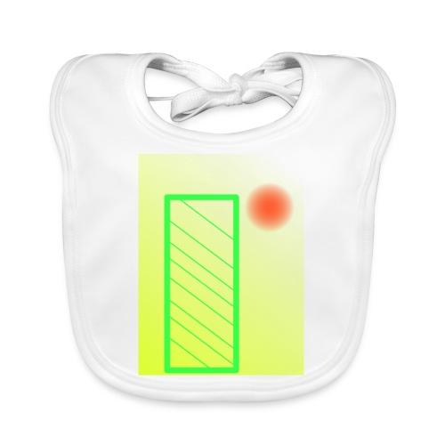 Abstrakt - Baby Bio-Lätzchen
