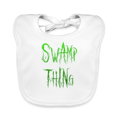 Swamp thing - Baby Organic Bib