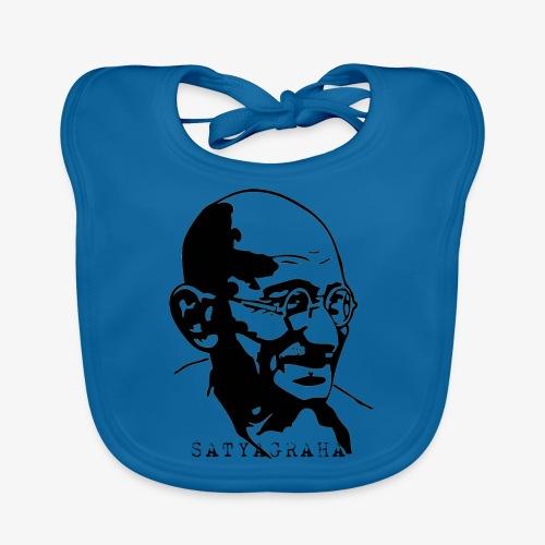 Gandhi Satyagraha - Ekologisk babyhaklapp