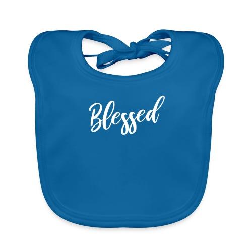 Blessed - Baby Bio-Lätzchen
