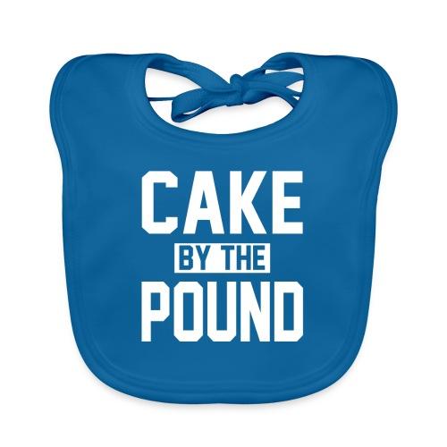 Cake by the Pound - Organic Baby Bibs