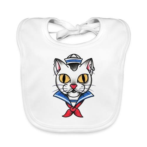 Sailorcat - Bavaglino ecologico per neonato