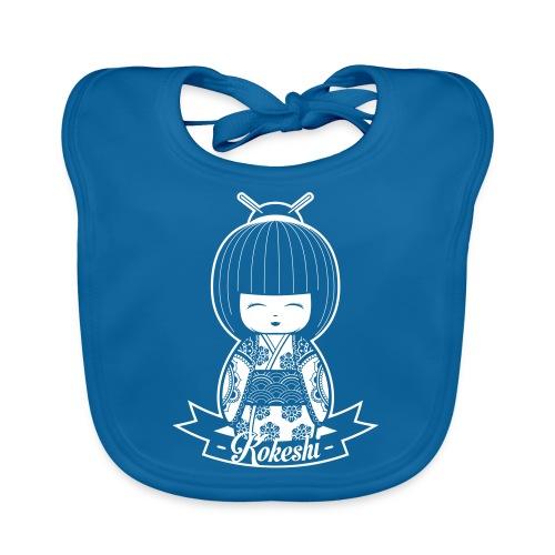kokeshi - Baby Bio-Lätzchen