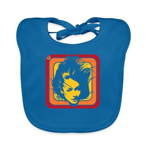 Wind Blow Girl t-shirt - Bavaglino