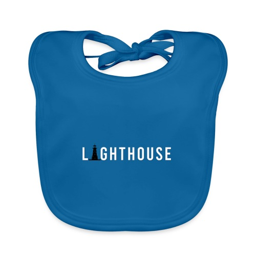 Lighthouse Logo - Baby Bio-Lätzchen