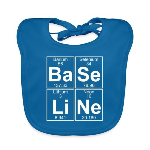 Ba-Se-Li-Ne (baseline) - Full - Baby Organic Bib