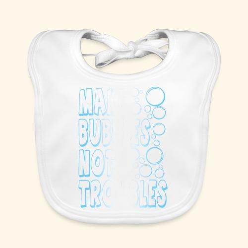 Bubbles001 - Bio-slabbetje voor baby's