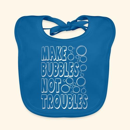 Bubbles003 - Bio-slabbetje voor baby's