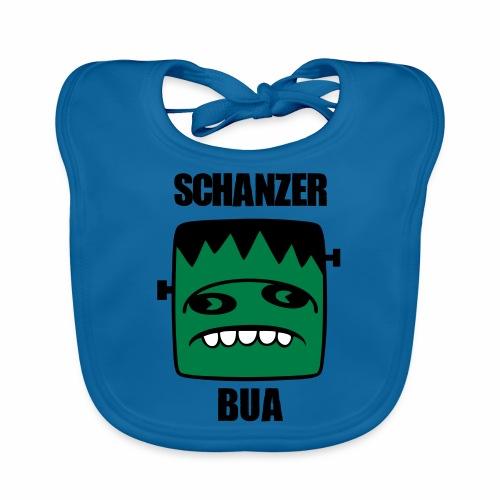 Fonster Schanzer Bua - Baby Bio-Lätzchen