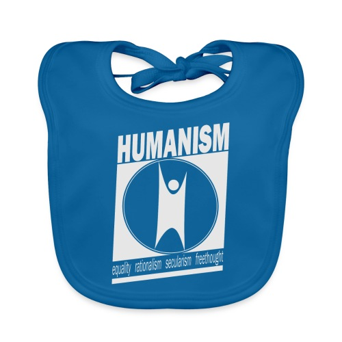 Humanism - Baby Organic Bib