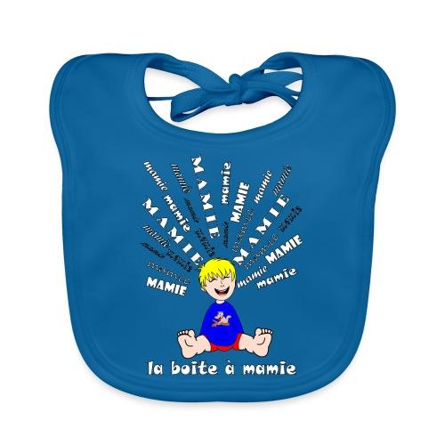 t shirt mamie body boite à mamie cool qui déchire - Bavoir bio Bébé