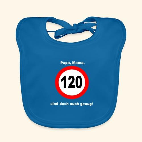120 reicht Kinder dunkel - Baby Bio-Lätzchen