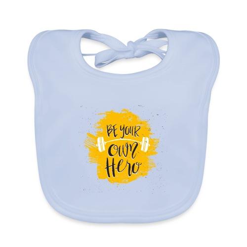 GYM Hero - Vauvan ruokalappu