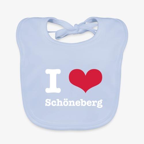 I love Schöneberg - Baby Bio-Lätzchen