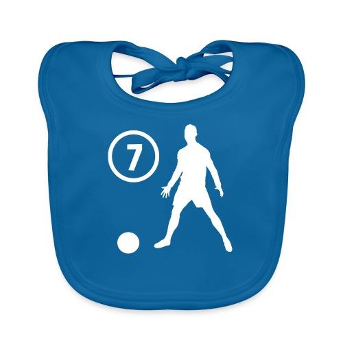 Goal soccer 7 - Bio-slabbetje voor baby's