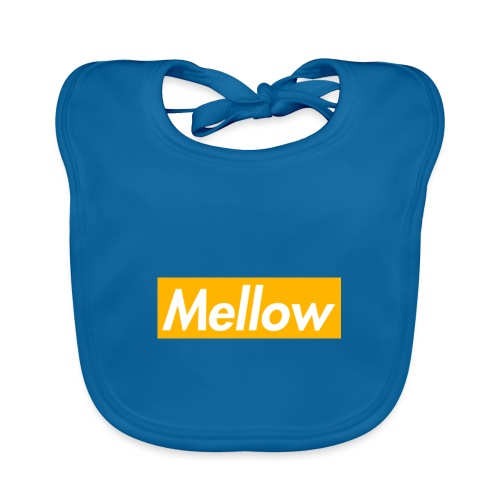 Mellow Orange - Organic Baby Bibs