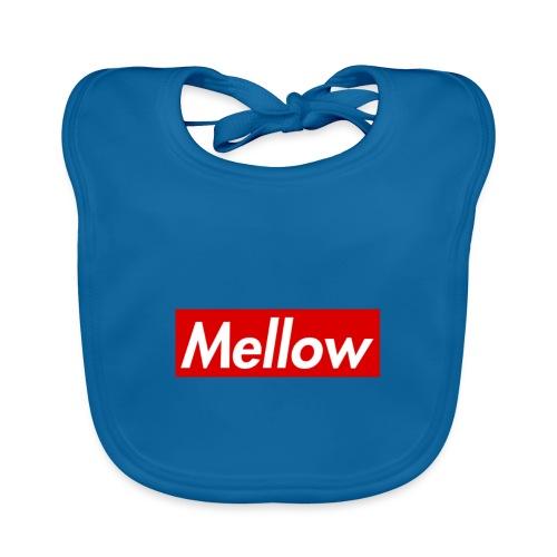 Mellow Red - Baby Organic Bib