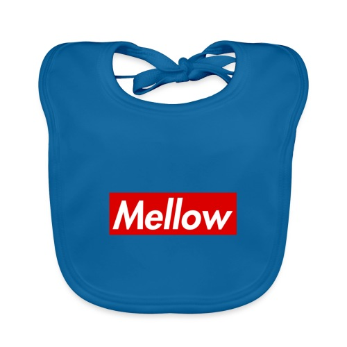 Mellow Red - Organic Baby Bibs