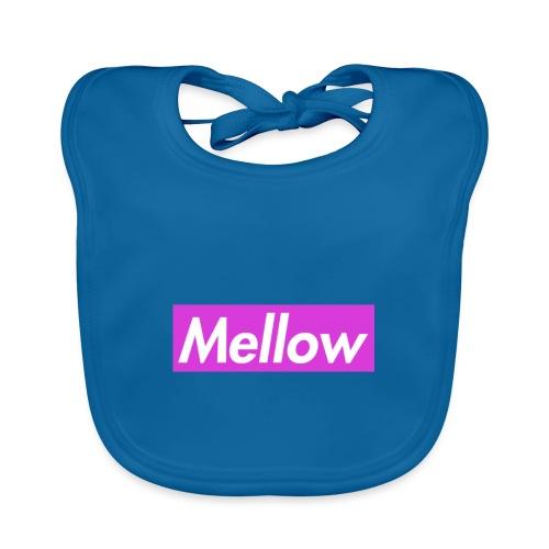 Mellow Purple - Baby Organic Bib