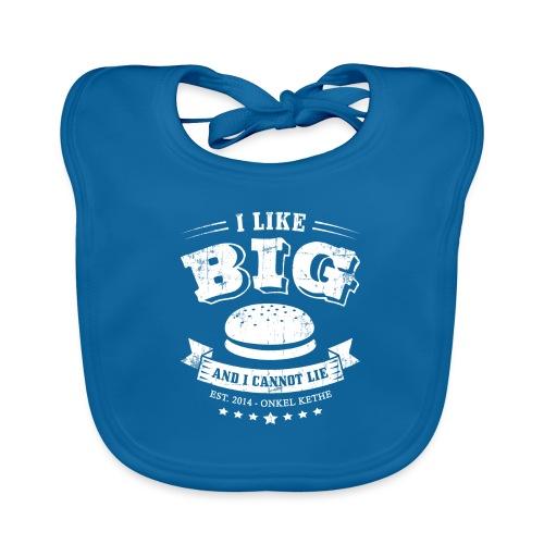 I Like Big Buns Shirt - Baby Bio-Lätzchen